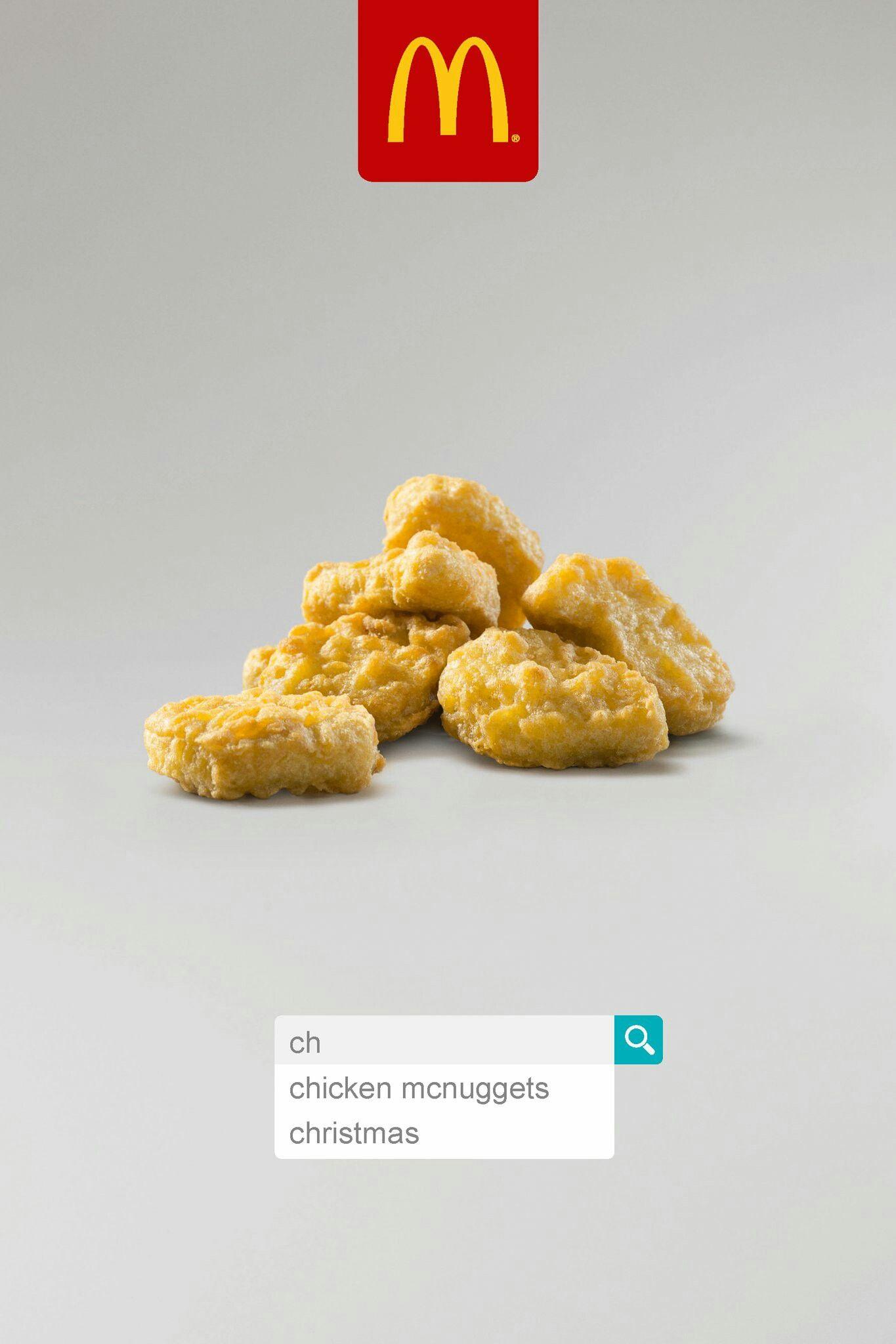 Great ads for McDonalds by Leo Burnett London   Afiş & Reklam ...