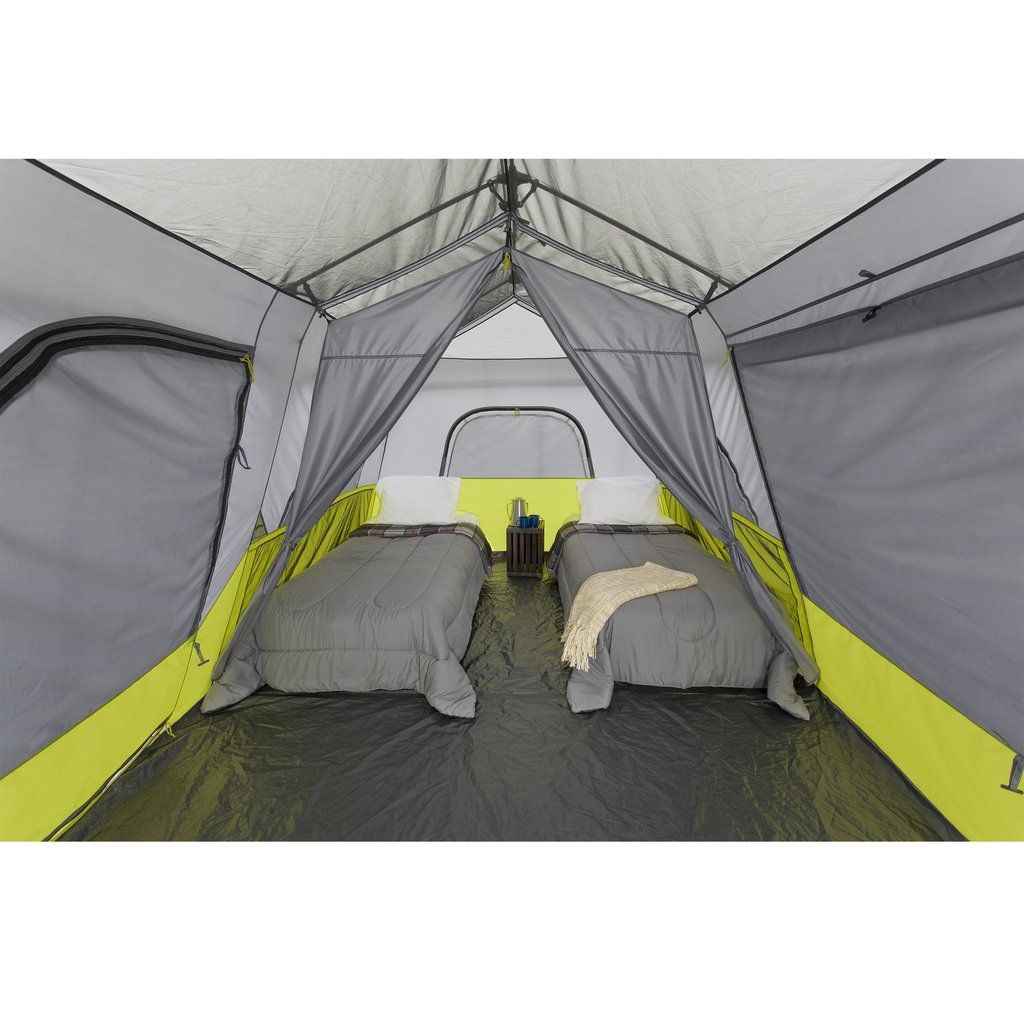 9 Person Instant Cabin Tent 14u0027 x ...  sc 1 st  Pinterest & 9 Person Instant Cabin Tent 14u0027 x 9u0027 | Cabin tent and Tents