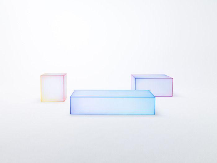 Nendo For Glas Italia 2015 : DESIGN Dose