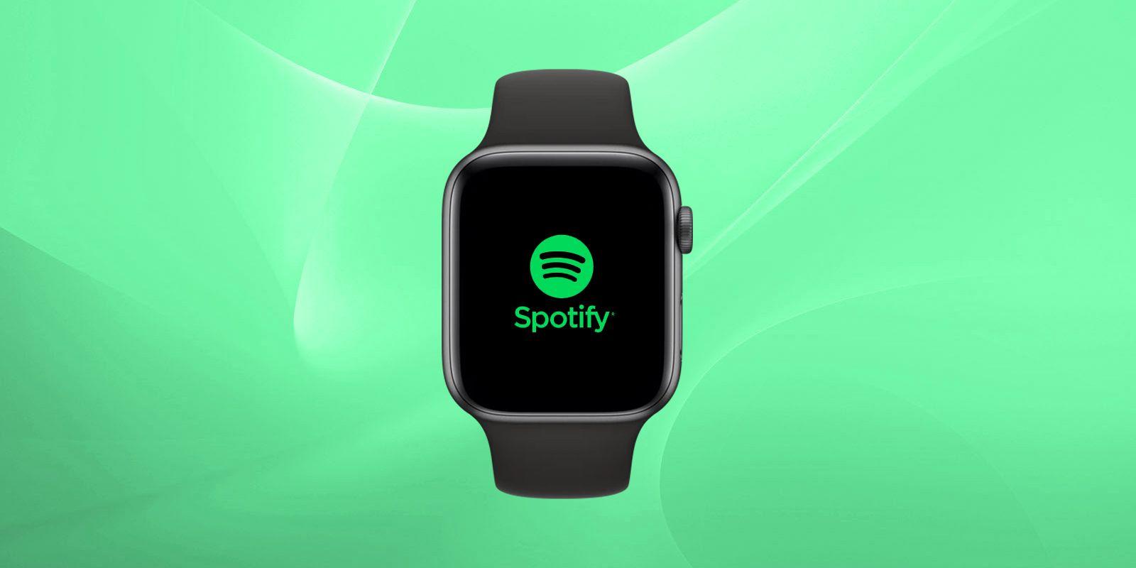 Mit Spotify können Sie jetzt Musik auf der Apple Watch ohne Telefon streamen