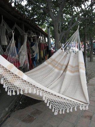 Descansar en una hamaca es lo máximo, foto de turismocardenal.blogspot.com