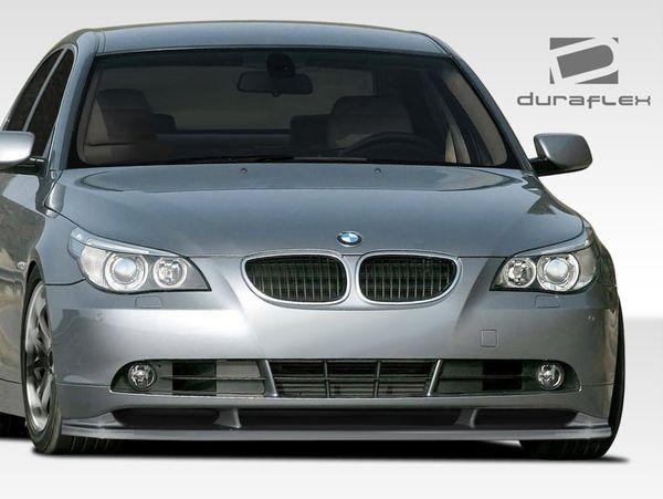Duraflex 04-07 BMW 5-Series E60 HM-S Front Under Spoiler Air Dam Kit