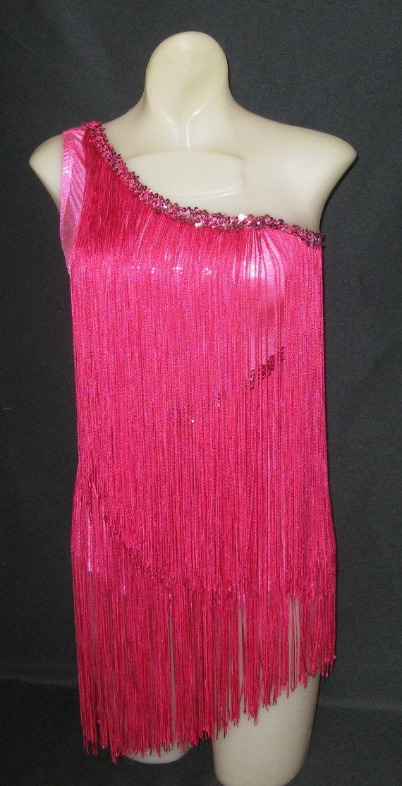 Fringes Sequin Romper Dance Costume Charleston by GetWaisted ...