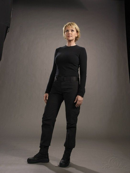 Remarkable, samantha carter amanda tapping fakes something is