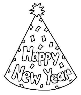 Clip Art by Carrie Teaching First: Happy New Year Party