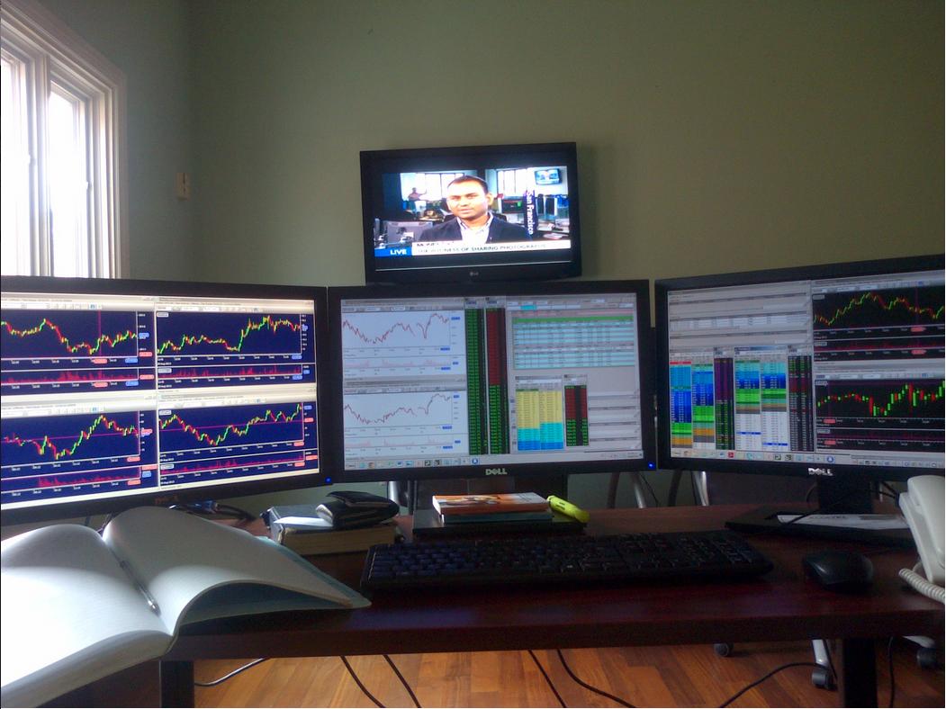 trading room online