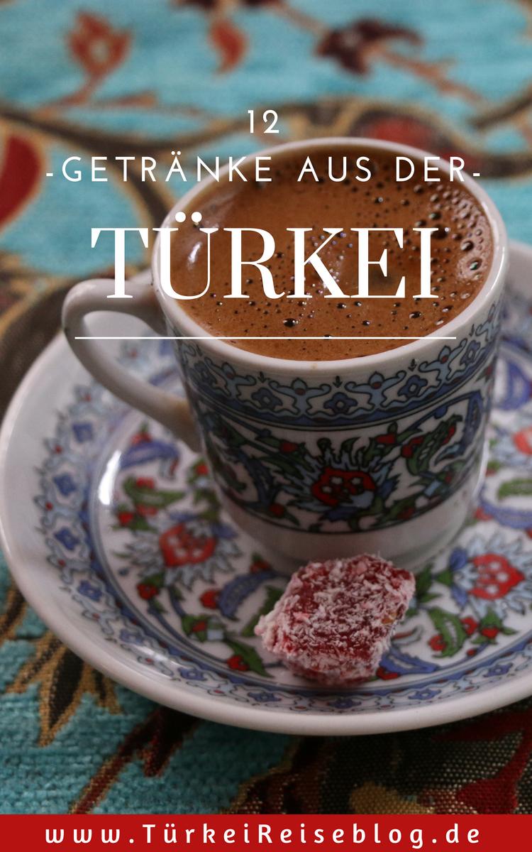 12 türkische Getränke, zeigen Dir die vielfältige Essenskultur der ...