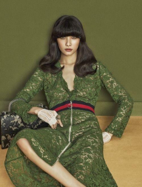 Kwak Ji Young by J. Dukhwa for Style H Feb 2016