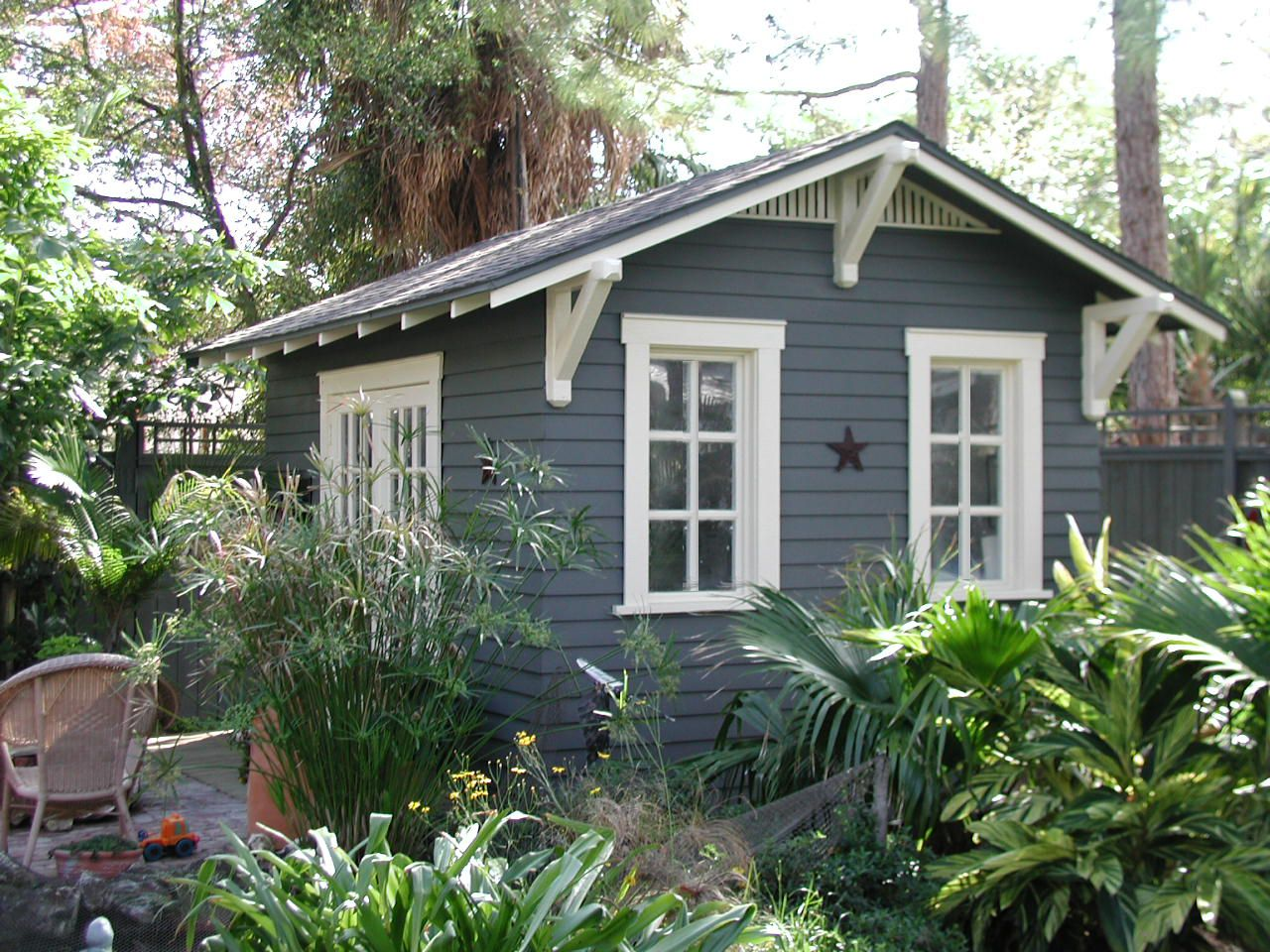 historic sheds and a tiny house interview on rowdykittens com
