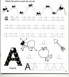 Jolly Phonics Workbook 1 … | libros pa imprimir | Pinterest