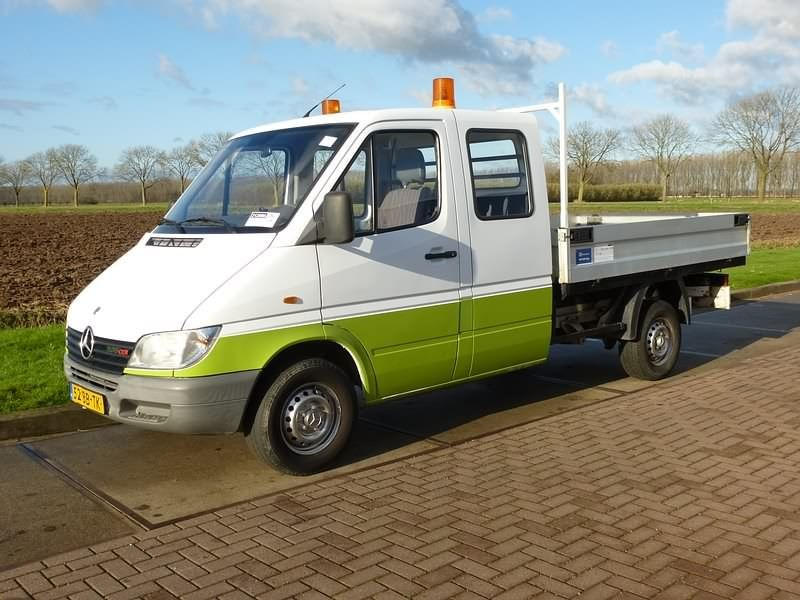 Used Van Mercedes Benz Pickup Sprinter 208 Cdi 2002 For Sale Mercedes