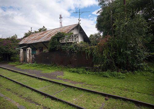 Debre Zeit railway station - Ethiopia   my pride   Ethiopia