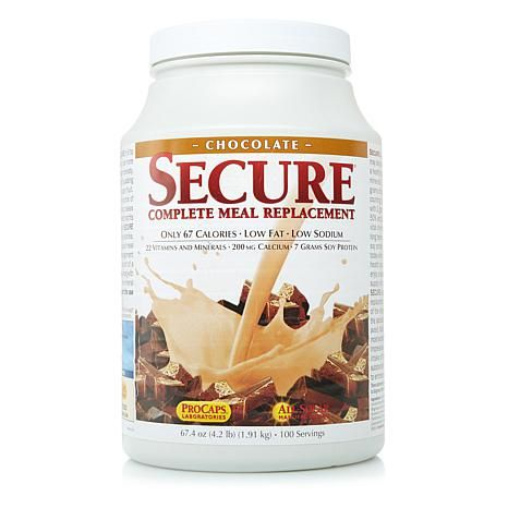 SecureMeal Replacement - AutoShip®