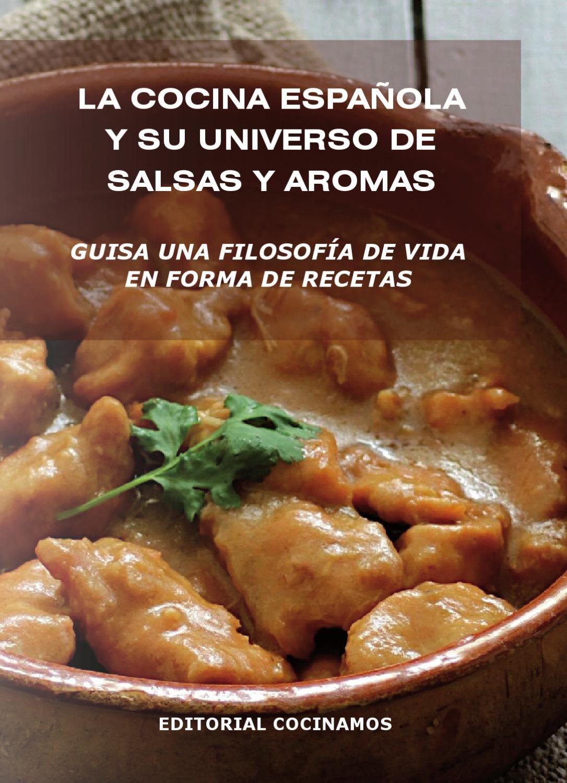ISSUU - La cocina española y su universo de salsas y aromas de Esther Melé