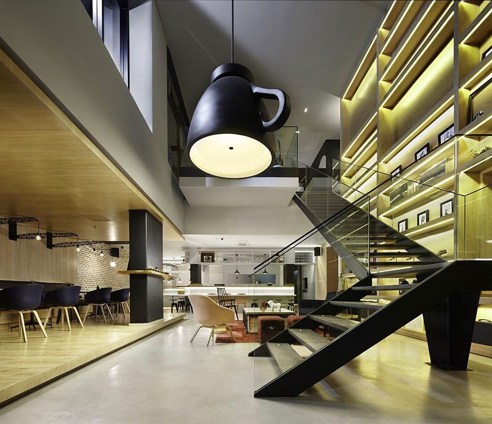 click clack hotel: the modern place to stay when in bogota