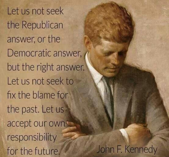 John F Kennedy Death Quotes: John F Kennedy Quote
