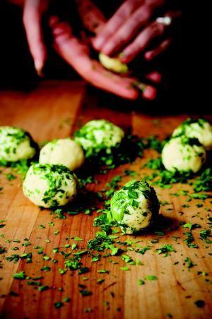 Mozzarella from The Homemade Pantry by Alana Chernila