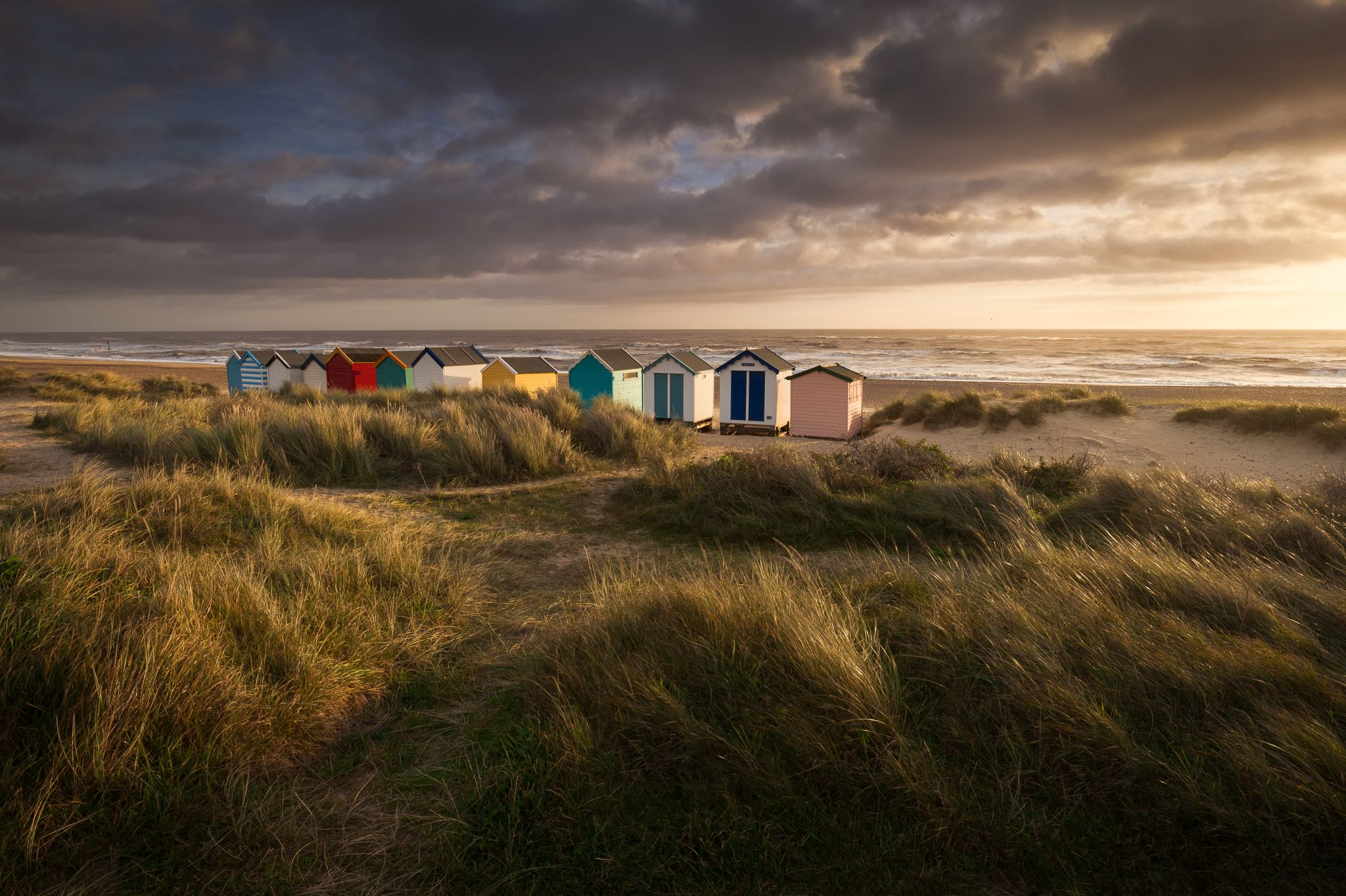 In The Dunes Southwold Suffolk Winter Has To Be My Favourite Time To Be At The Coast With Dark Skies And A Landscape Photographers Beach Images Landscape
