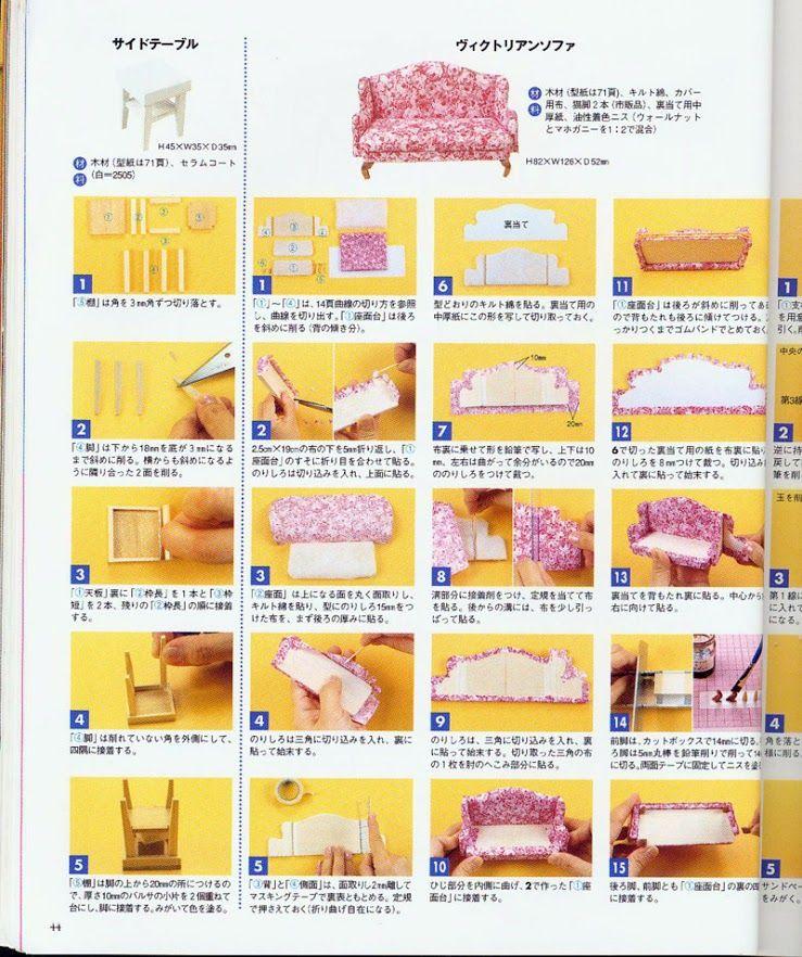 Muebles mini                                                       …