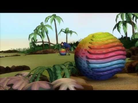 Animatie van Tjibbe Tjabbes Wereldreis van Harm de Jonge