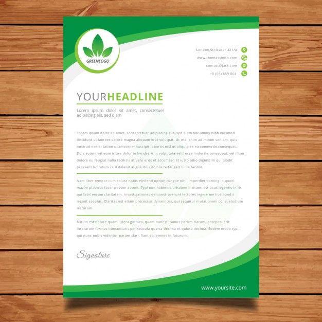 best online business letterhead