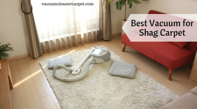 how to vacuum a polyester shaggy rug