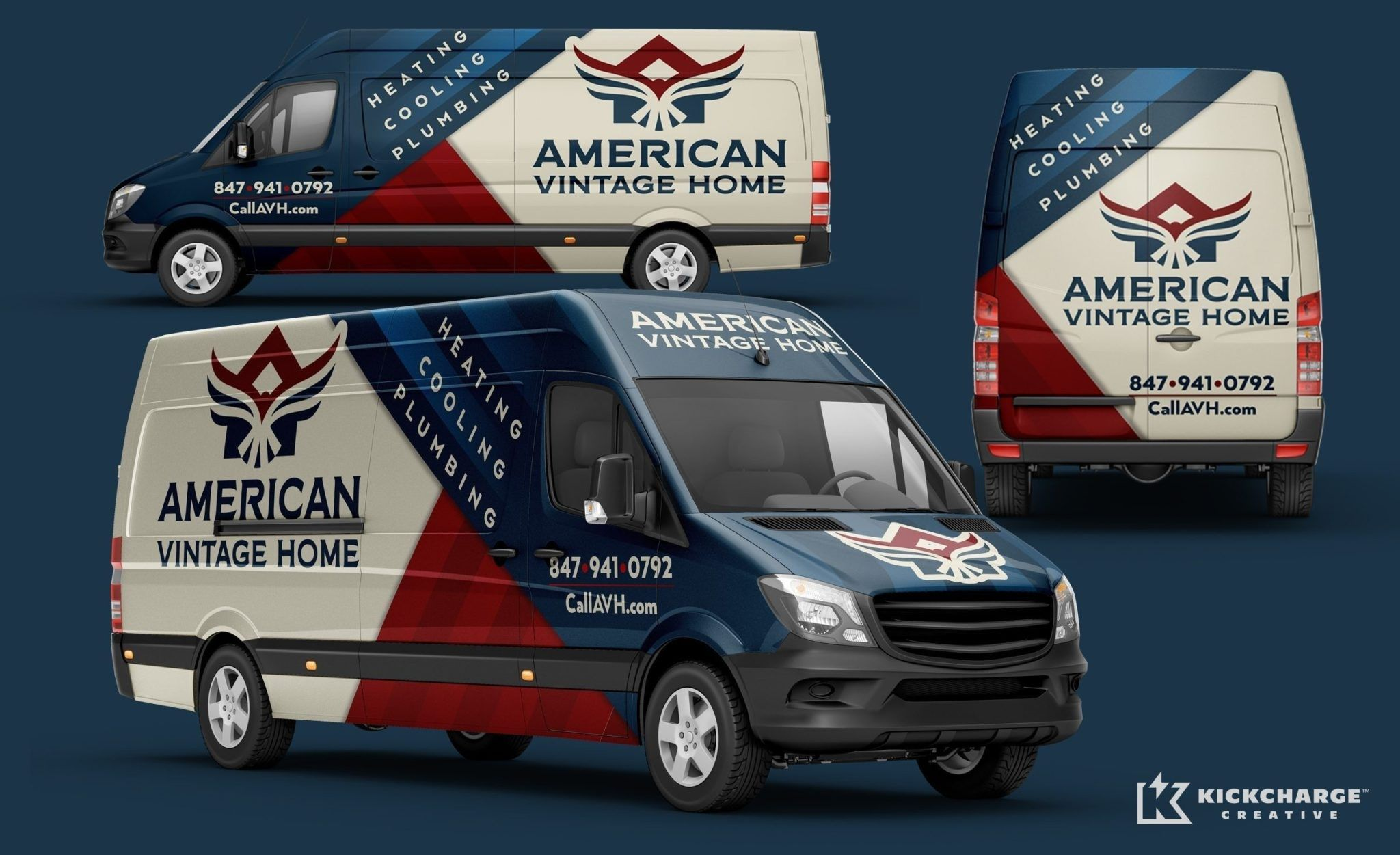 Hvac Truck Wrap Logo Cool Trucks Van Wrap Hot Rods Cars Muscle