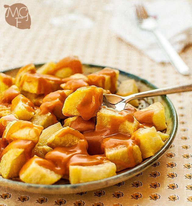 Patatas Bravas Recetas
