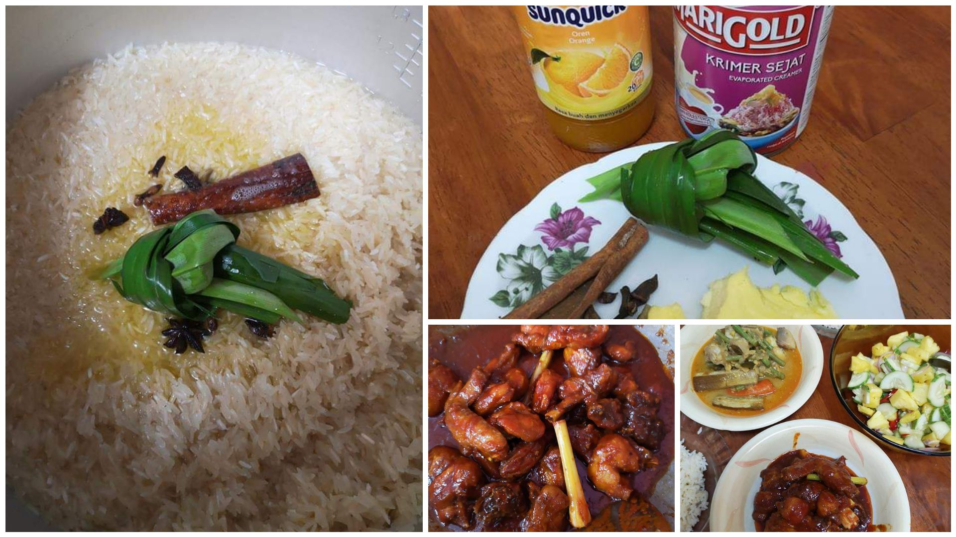 Resepi Nasi Minyak Power Guna Beras Biasa Simple Cepat Serius Sedap Di 2020 Resep Makanan Kari Resep