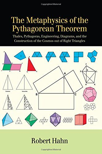 The Metaphysics Of The Pythagorean Theorem  Thales  Pythagoras  Engineering  Diagrams  And The