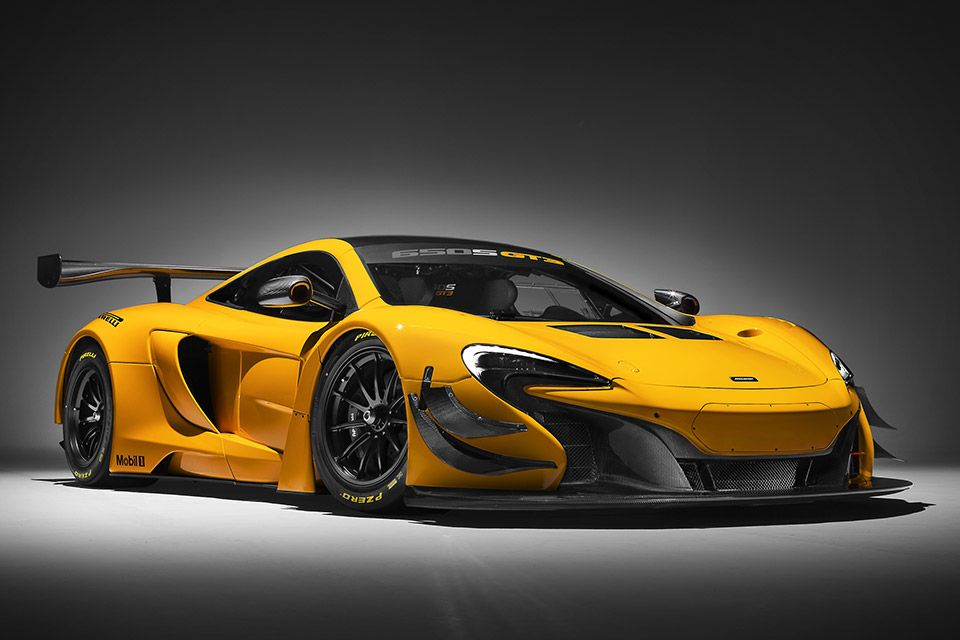 A high-powered daily driver, it's not - but if you're looking for a GT racer for the upcoming season, the 2016 McLaren 650S GT3 is a good bet. This track-only version is powered by a biturbo 3.8L V8, limited to...