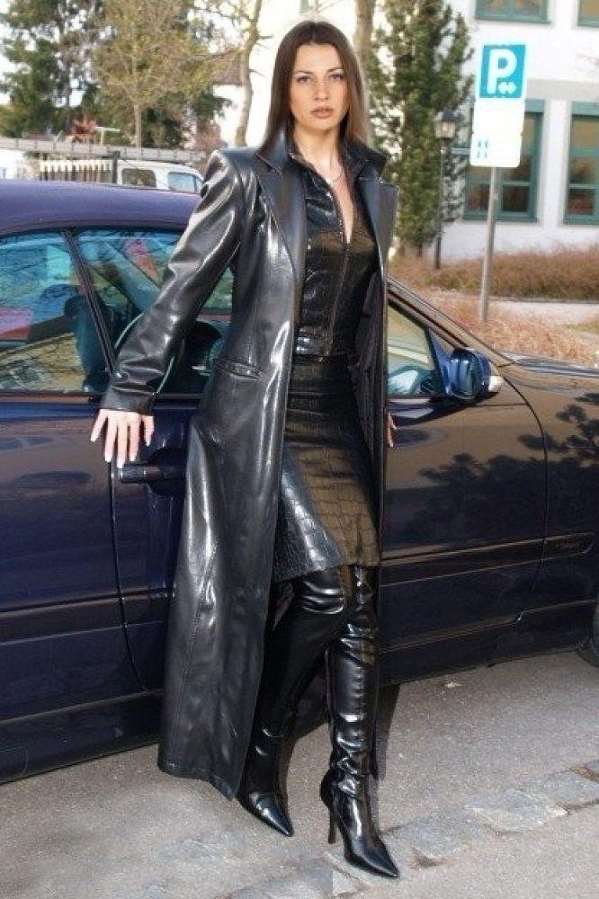long leather coat for menLong Men Leather Coat Buy Knee