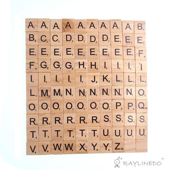 Pin On Scrabble Tile Wall Art