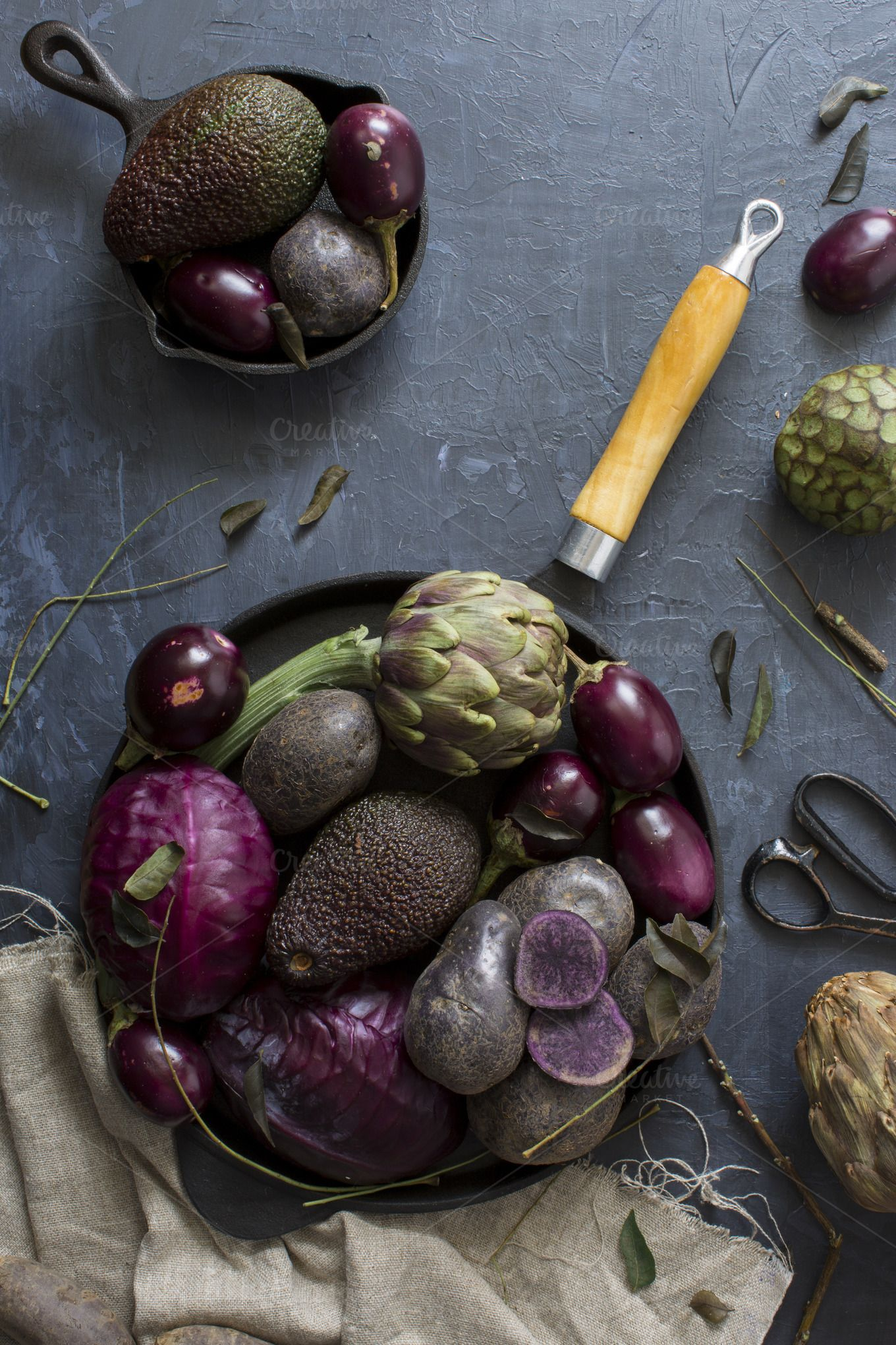 Purple Fruits And Vegetables On A Black Background Vegetables Food Fruits And Vegetables