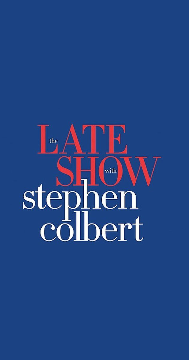 late show with stephen colbert imdb