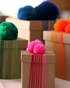 Creative Gift Wrapping Techniques & Ideas