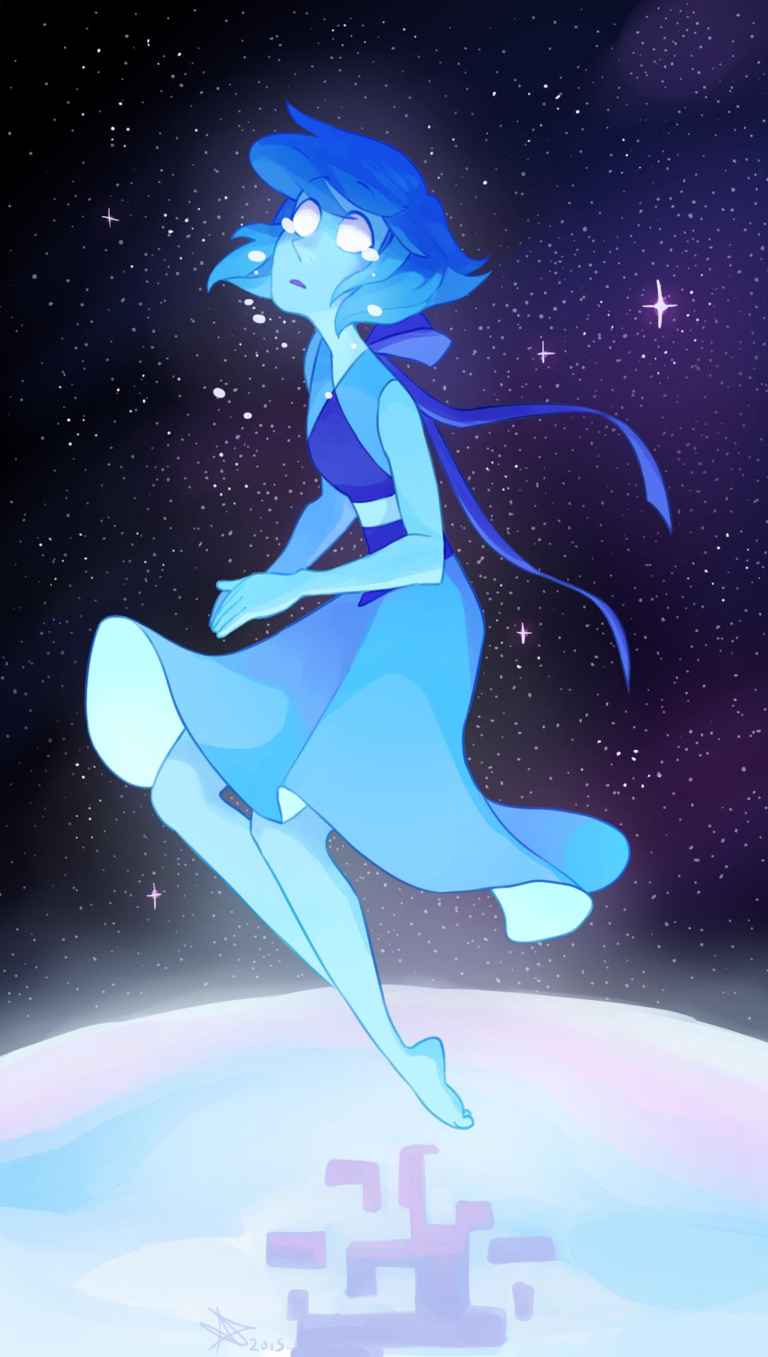 Universe iphone wallpaper tumblr - Explore Art Beat Lapis Lazuli Steven Universe And More
