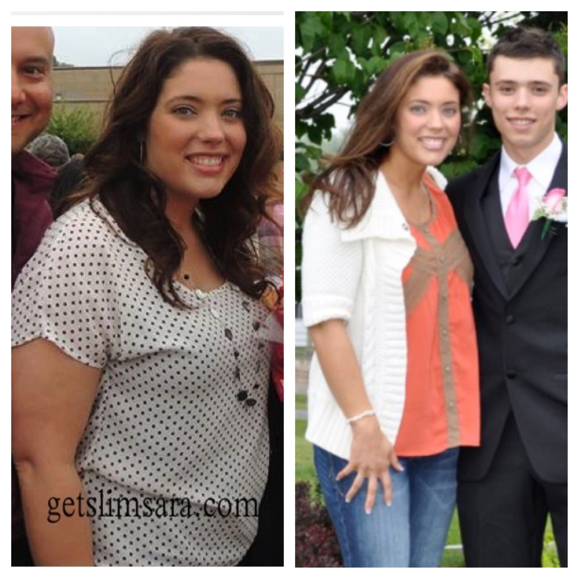 Weight Loss Before and After. @mary v Slim Sara. Used ...