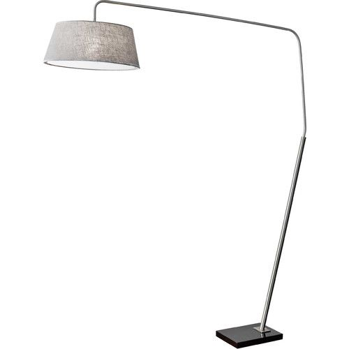 "Found it at Wayfair - Ludlow Louisa 85"" Arched Floor Lamp"