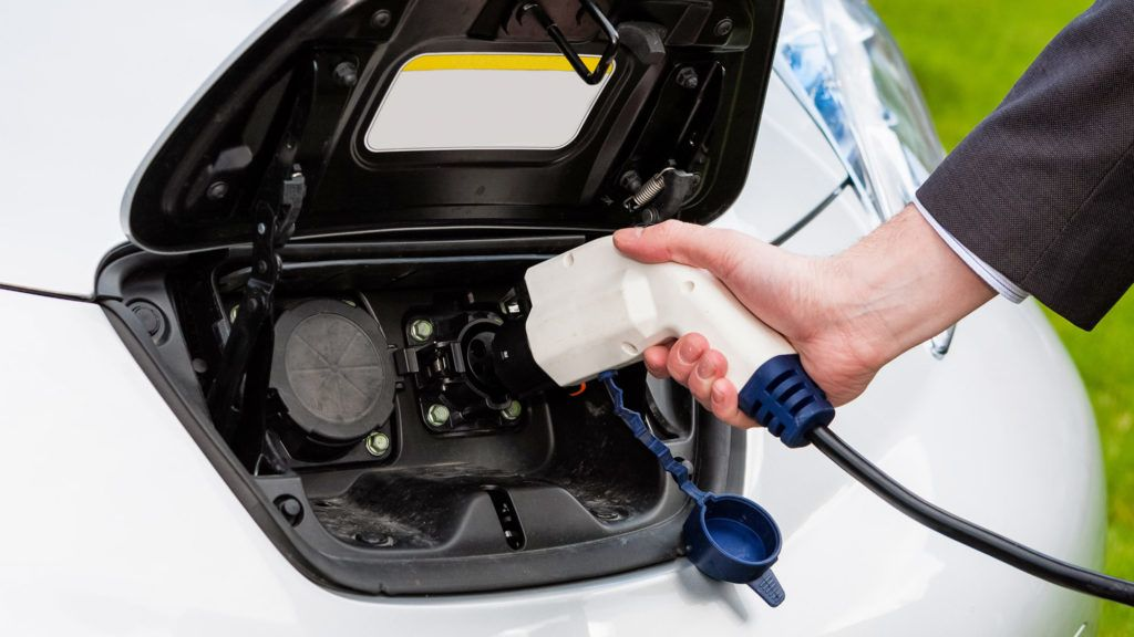 Where To Charge Electric Car