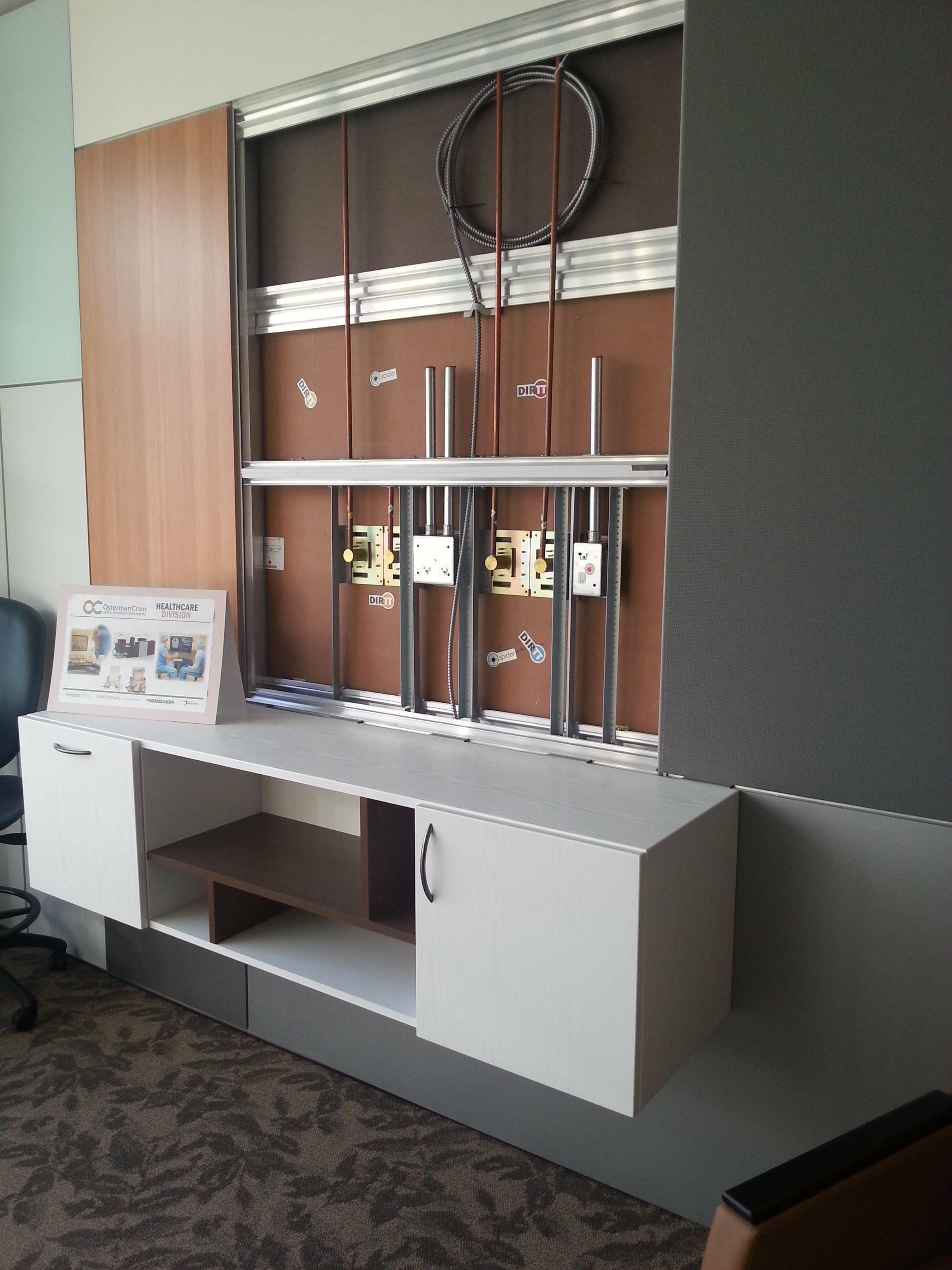 Dirtt Innerworkings Modular Walls Healthcare Design Residential Design