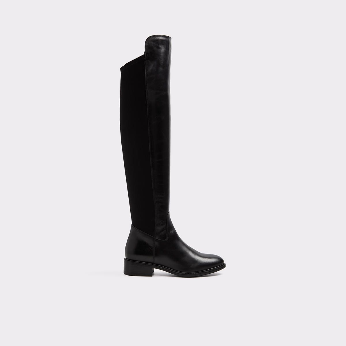 Boots, Leather riding boots