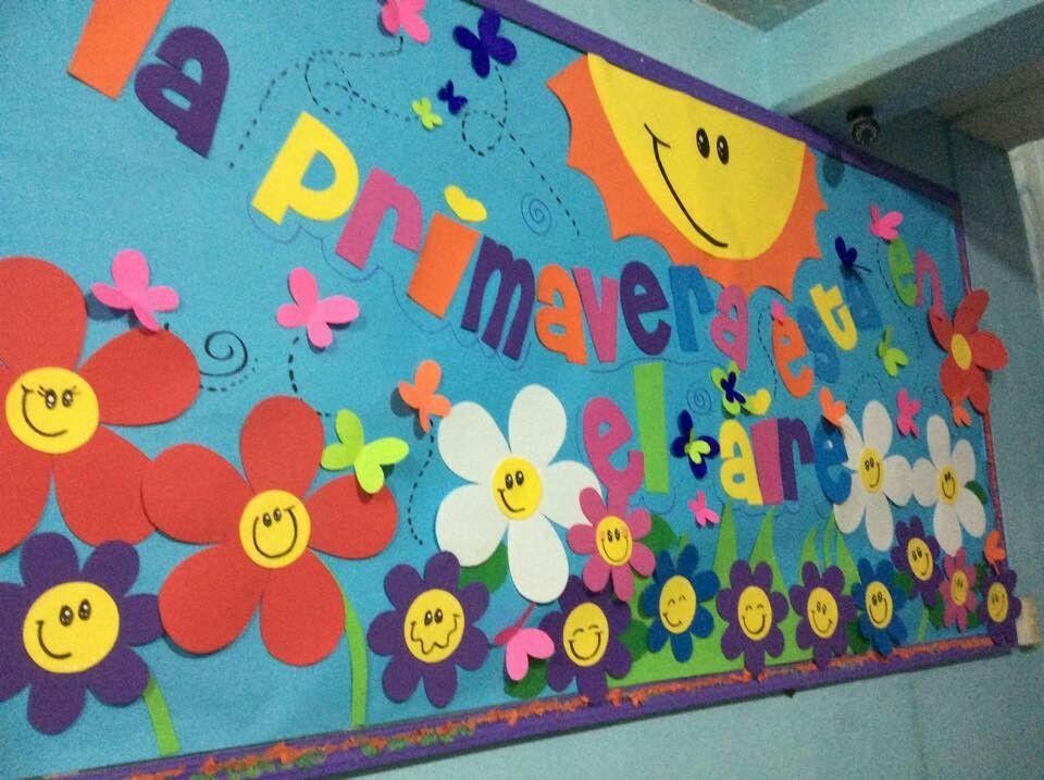 Painel Primavera Estações Do Ano
