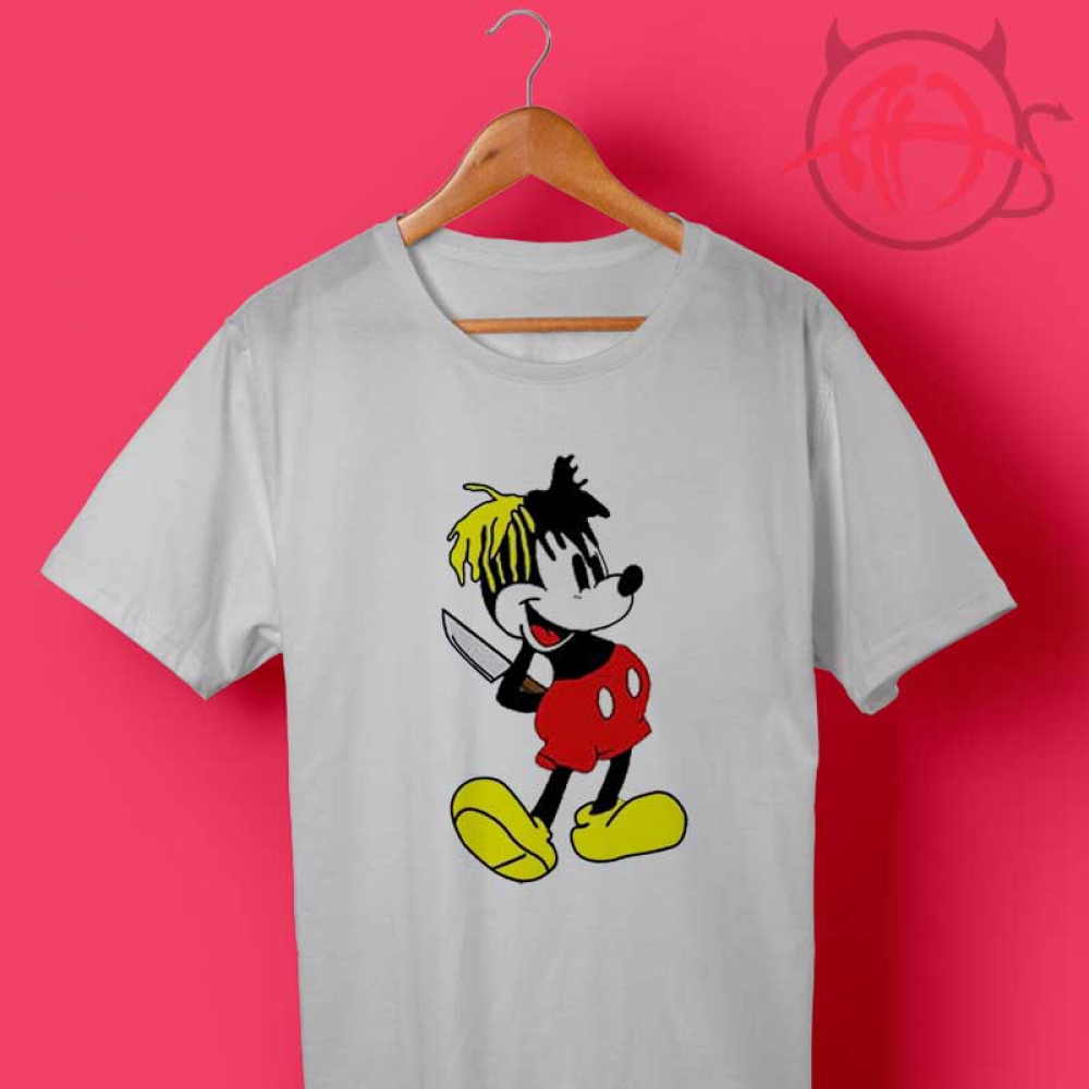 adf8ec7d7 Mickey Killer XXXTENTACION T Shirts Price : $14.50 Check out our brand new  !!