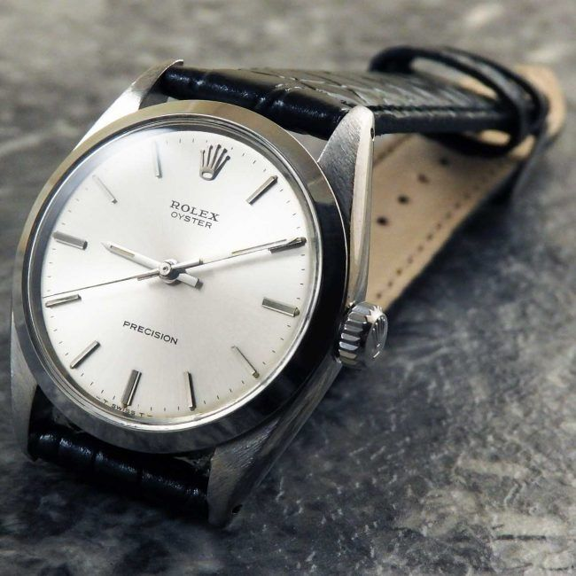 b458ce4bda ROLEX ロレックス/OYSTER オイスター ノンデイト Ref.6426 1965年 アンティーク 時計