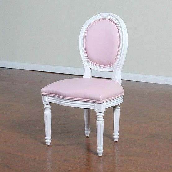 Pink Child S Louis Chair Pink Chair Kids Chairs Chair Set