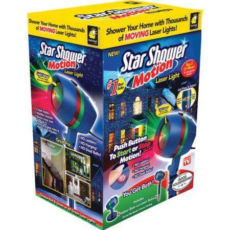 Home With Images Star Shower Motion Star Shower Laser Lights