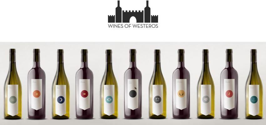 Salen Al Mercado Los Vinos De Juego De Tronos Vinos Juego De Tronos Vino