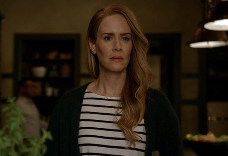 The True Star Of American Horror Story Roanoke Is Sarah Paulson S