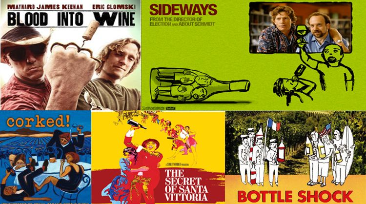 Sofa, blanket… ¡and wine!   We suggest five of the best films and documentaries about wine
